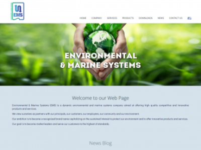 Environmental & Marine Systems