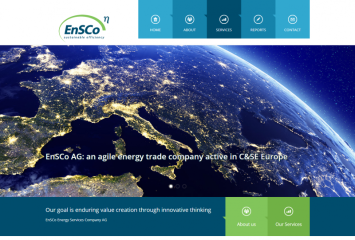 Ensco AG <br />Energy Commodity Trader
