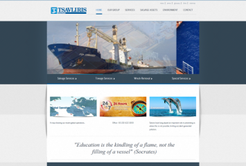 Tsavliris Salvage Group <br />salvage towage wreck removal