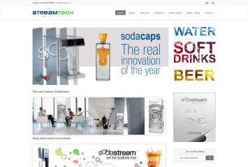 Soda Stream Professional <br/> Stream Tech S.A.